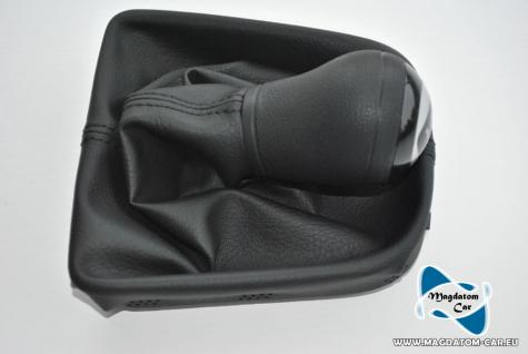 Neu Original Schaltknauf Leder 5 - Gang gear knob Vw UP 1S 1S0711113J - Vorschau 5
