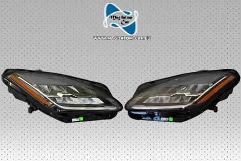 2x Neu Original Full Voll Led Scheinwerfer Komplett USA-Version Jaguar E-Pace ab 2017 J9C3-13W030-Cc