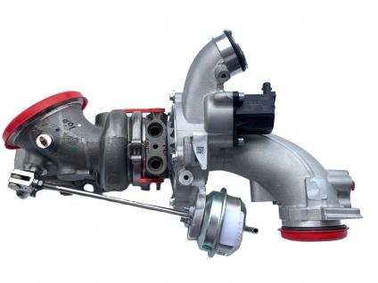 1x Neu Original Turbolader Links Mercedes W205 W213 ML W166 SLC GLE A2760901580