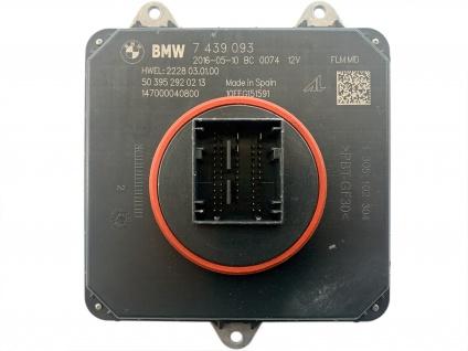 Neu Original TMS LED Modul Steuergerät BMW 7439093