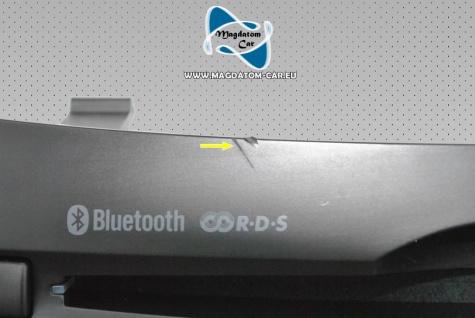1x Neu Original Radio Navigationssystem Multimediapanel Hyundai I30 2014 96560-A6000 - Vorschau 4