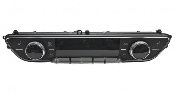 Neu Original Klimabedienteil Klimaautomatik Bedieneinheit Klima Audi A4 A5 Q5 8W0820043G