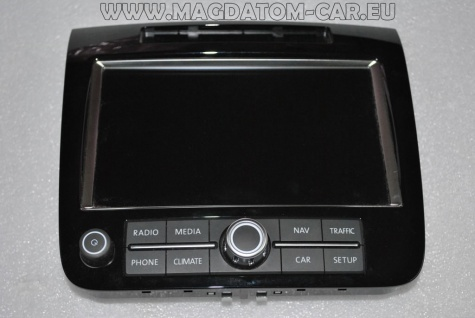 Neu Original Navi Mmi Display Touch Alpine Navigation Vw Touareg 2011-2012 7p 7p6919603 Touch-screenneu Original Navi Mmi Display Touch Alpine Navigation Vw Touareg 2011-2012 7p 7p6919603 Touch-screen - Vorschau 2