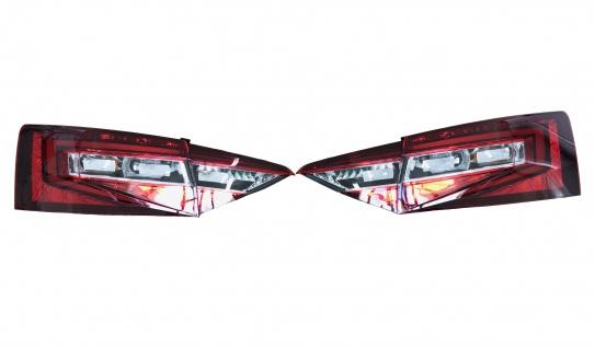 4x Neu Heckleuchte Rückleuchten LED Rear Lights Skoda SuperB 3V5945207