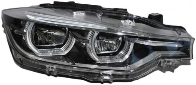 1X NEU EUROPE VOLL LED SCHEINWERFER HEADLIGHTS BMW 3 F30 F31 M3 7453482 - 01