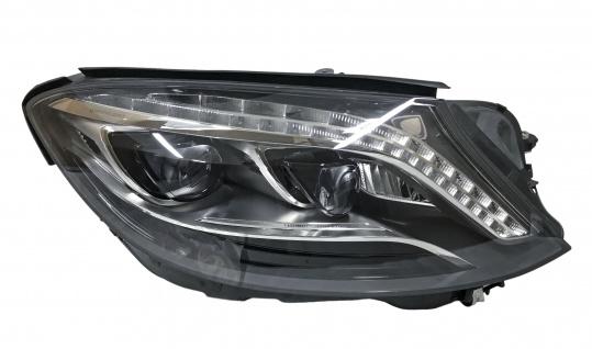 1x Neu Original VOLL LED ILS Scheinwerfer Headlights NIGHT VISION Komplett Mercedes S-Klasse W222 A2229069102