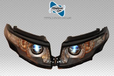 2x Neu Original Bixenon Xenon Scheinwerfer LED Komplette Range Rover Evoque BJ32-13W029-E Not Adaptive