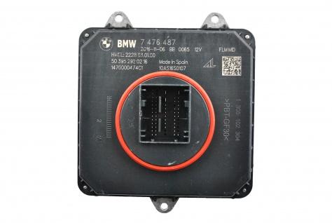 Neu Original Led Module Ballast Headlights Bmw 5 G30 G31 6 G32 GT 7 G11 G12 7476487