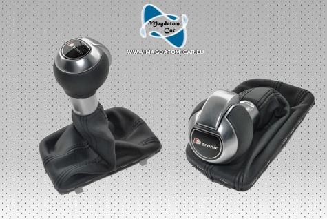 Neu Original Automatik Schaltknauf Knob AUDI A1 S1 8X Leder S-LINE / S tronic 8X2713139F