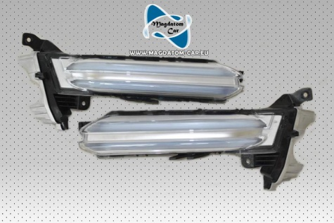 2X NEU ORIGINAL BLINKER LED TFL Tagfahrlicht PORSCHE PANAMERA Turbo 971 GTS