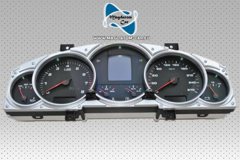 Neu Original Tacho Kombiinstrument Speedo Speedometer Clock Porsche Cayenne 7L5920870D