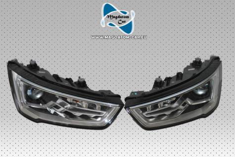 2x Neu Original Scheinwerfer Bixenon Xenon Led Komplete Audi A1 S1 8X Facelift 8XA941006