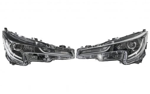 2x Neu Original Voll Led Scheinwerfer Komplett Toyota Corolla 81110-02S80