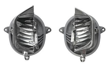 2x Neu Original LED Modul Abbiegelicht fur Voll Led BMW X5 F15 X6 F16 F85 F86 7381449 7381450