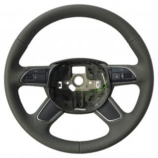 Neu Original Lenkrad Leder + Multifunktion Steering Wheel fur Audi Q3 8U0419091 T