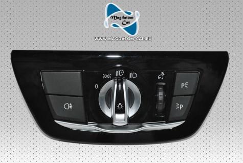 Original Gebrauchte Licht Schalter Control Bedieneinheit BMW 5' G30 F90 G31 6' G32 6841882