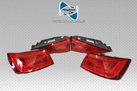 4x Neu Original Rückleuchten Rücklichter LED Rear lights Audi A3 8V5 Sedan Limousine