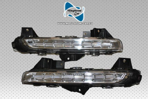 2X NEU ORIGINAL BLINKER LED TFL Tagfahrlicht PORSCHE PANAMERA 970 970631245