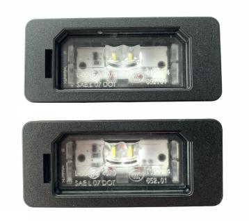 2X NEU ORIG. KENNZEICHENLEUCHTE LED LICHTER BMW M2 F22 E90 F30 F10 GT F34 M4 X1 X3 X4 X5 X6 7193293