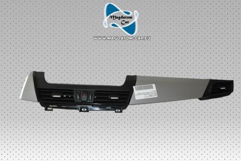 Original Dekorblende Gebrauchte Blende Frischluftdüse Oxydsilber dunkel BMW 2' F45 F46 LCI 9317382