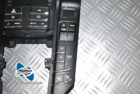 Neu Original Klima Bedienteil Klimabedienteil Porsche Cayenne 958 2011-2013 7P5907044M - Vorschau 3