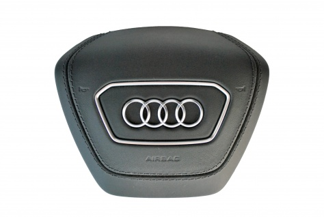 1x Neu Original AirBag Lenkradairbag Natürliches Leder Audi A6 A7 A8 4N0880201L