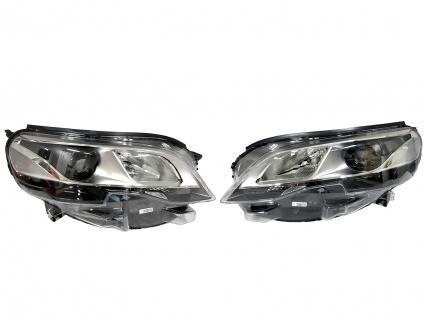 2x Neu Original Bixenon Led Scheinwerfer Komplette Peugeot Traveller 9808235780-00
