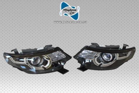 2x Neu Original Bixenon Scheinwerfer LED LAND ROVER Discovery Sport FK7213W029