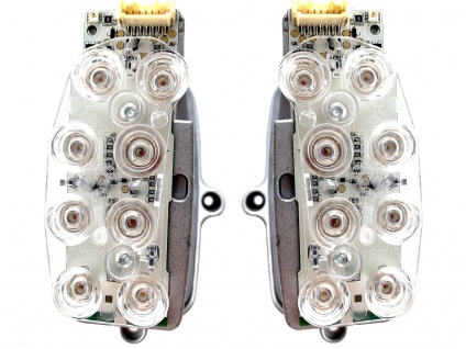 2x Neu Original Blinkier Modul für Bixenon Scheinwerfer Links und Rechts BMW 7 F01 F02 F03 LCI 7339058
