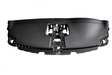 1x Neu Original Armaturenbrett Leather Dashboard Porsche Cayenne 2018 Leder 9Y18570033P
