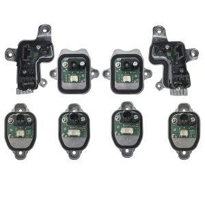 Neu Original Satz Blinker Tagfahrlicht Standlicht Modul LED Bmw 3 F30 F31 LCI