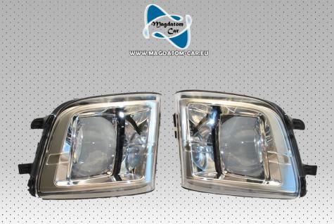 2x Neu Original Nebelscheinwerfer mit Linse Night Vision mit Dynamischem Licht LED Bmw 7 LCI F01 F02 F03 Alpina Hybrid 63177381412