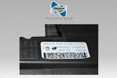 2x Neu Original Scheinwerfer Rechts und Links Peugeot Traveller 9808573580 - Vorschau 5