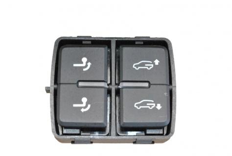 Neu Original Anhängerkupplung Komplett mit Steuergerät und Schalter AHK Volkswagen Touareg 760.803.881E - Vorschau 4