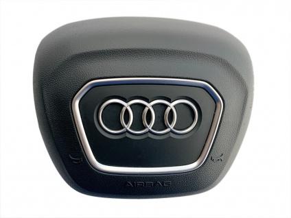 1x Neu Original AirBag Lenkrad Audi A4 Q5 Q7 Q8 4M0880201R