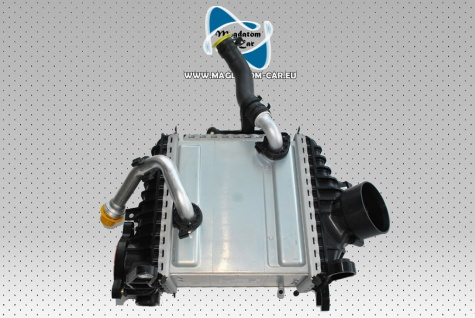 Neu Original Ladeluftkühler Intercooler Mercedes A6540900100 MAHLE EU458003