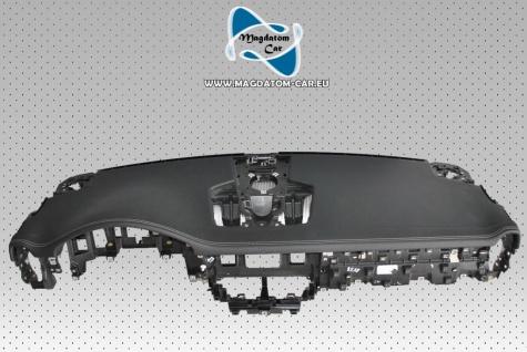 1x Neu Original Armaturenbrett Leather Dashboard Porsche Cayenne 2018 Leder Weißem Faden 9Y18570033P - Vorschau 2