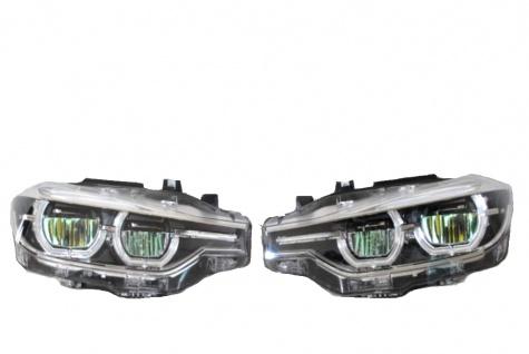 2x Neu Original UK VOLL LED Scheinwerfer Headlights Bmw 3 F30 F31 M3