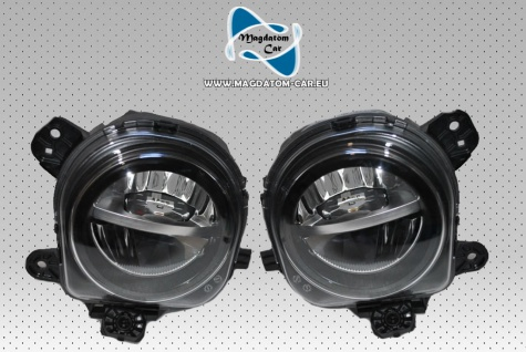 2x Neu Original Nebelscheinwerfer LED Bmw X5 F15 X3 F25 63.17-7 317 251-02