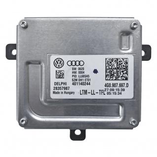 1x Neu Original LED Modul Tagfahrlicht DRL Day Ballast Light Audi A4 A5 A6 A8 Q3 Q5 TT Skoda 4G0907697D