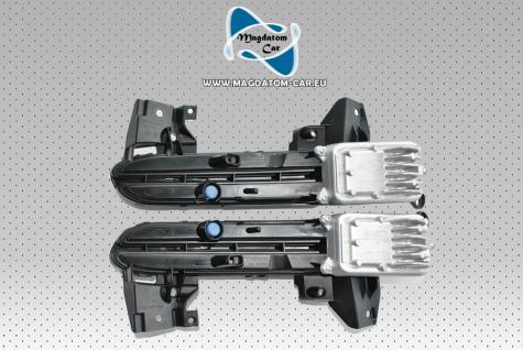 2x Neu Original Blinker LED TFL mit Tagfahrlicht Links & Rechts Komplett Fur Porsche Panamera TURBO 970 - Vorschau 4