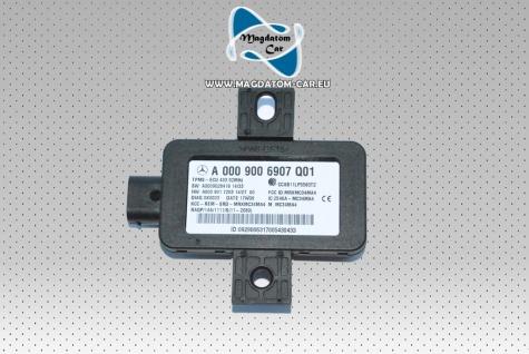 1x Neu Original Steuergerät Reifendruck RDC Sensor Mercedes B-Klasse W246 C-Klasse W205 CLA W117 S-Klasse W222 A0009006907