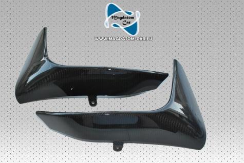 2x Neu Original CARBON Splitters Stoßstange front Spoiler BMW M3/M4 F80/F82/F83 51192350712