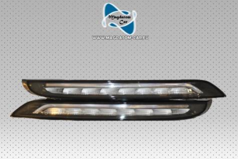 2x Neu Original Blinker LED TFL mit Tagfahrlichtleuchten Fur Porsche Macan 95B941182