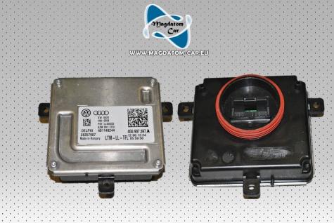 Neu Original LED Modul Steuergerät Ballast Tagfahrlicht DRL Day Ballast Light Audi A4 A5 RS 5 A6 C7 Q3 Q5 4G0907697A