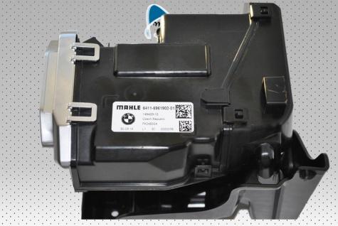 Original Auto Bedufter Air Freshener Fragrance System BMW 5' G30 F90 M5 G31 6' G32 GT 7' G11 G12 X3 X4 X5 64116961902 - Vorschau 4