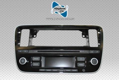 Neu Original Radio CD MP3 AUX VW UP Skoda Citygo Seat Mii 1S0035156J