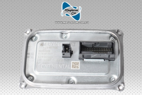 1x Neu Original VOLL LED Scheinwerfer Steuergerät Mercedes Benz AMG GT C190 / R190 W246 W218 W212 C207 C292 W166 448 447