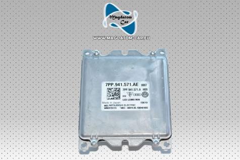 Neu Steuergerät Leistungsmodul LED Modul Scheinwerfer VW Passat B8 3G Porsche Audi 7PP941571AE 7PP941571A