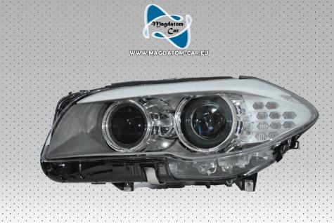 Neu Original Scheinwerfer Bixenon Xenon Led ohne Kurvenlicht Links BMW 5 F10 F11 7271911